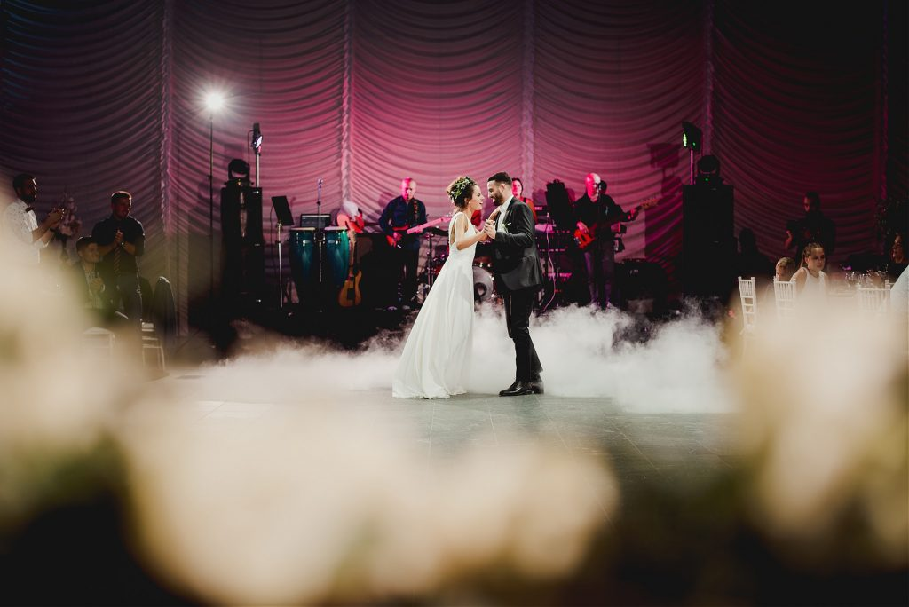 first dance in Kornati wedding and events